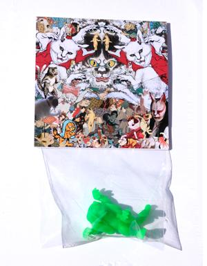 Nekomata Keshi Toy Yokai In My Pocket
